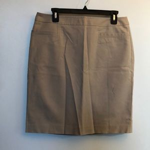 Halogen skirt, size 12P